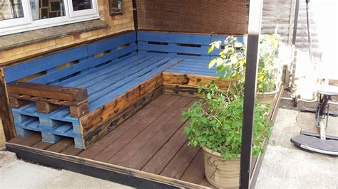 Mudroom Plans Designs diy pallet sectional sofa for patio