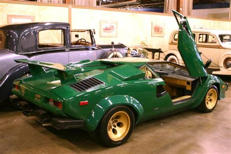 Green Lamborghini Countach Money Green Countach Lamborghini Forum