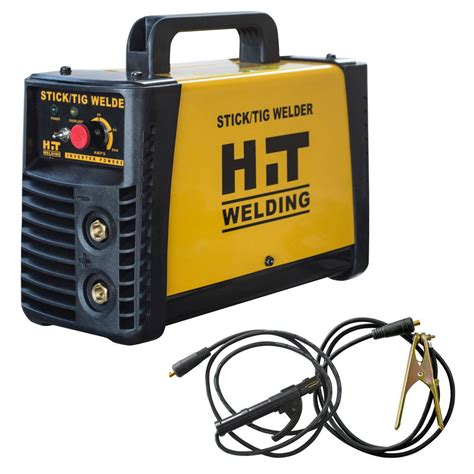 hit welding 80 120 volt tig stick welder shop your