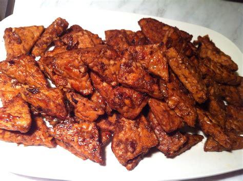 resep membuat tempe bacem sederhana cara memasak tempe bacem resep masakan sederhana