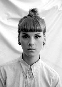 pin by lydie missi on hair half shaved pinterest short fringe tumblr modified beautiful el pelo