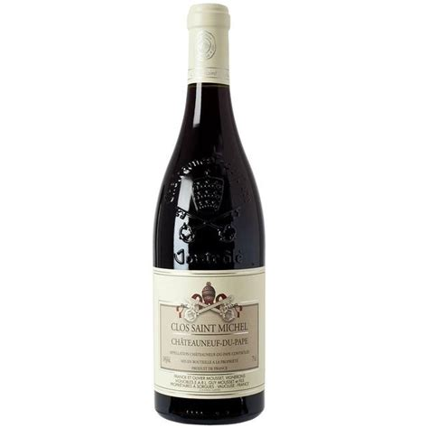 Clos St Michel Chateauneuf Du Pape by Chateauneuf Du Pape Clos St Michel Mousset 75cl From Ocado