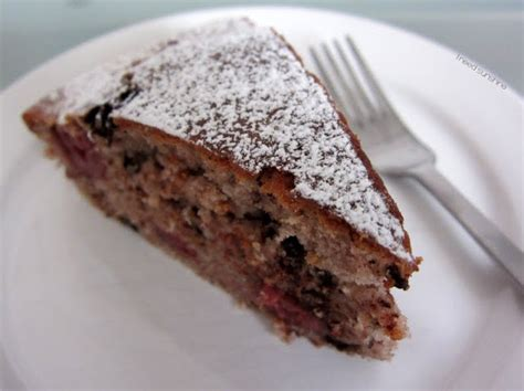 kuchen im februar rezept veganer schoko kirsch kuchen bzw der einfachste