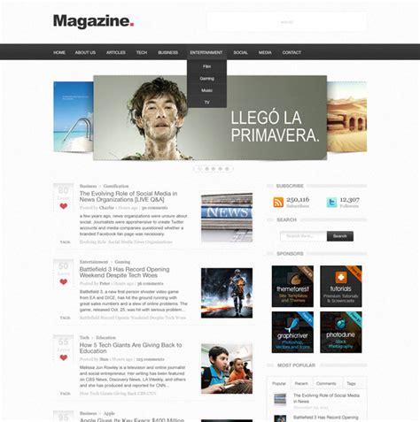 tutorial newsletter photoshop 40 best tutorials to design website templates in