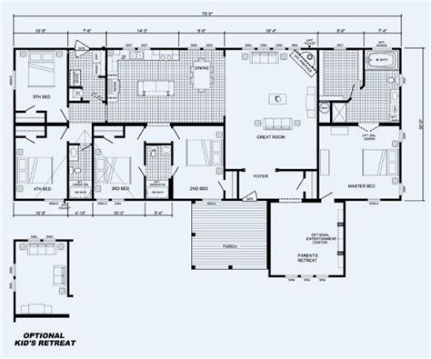 cavalier homes floor plans luxury this floorplan 5