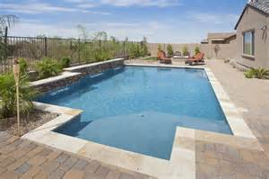 geometric pools geometric swimming pool gallery presidential pools spas patio of arizona