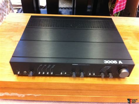 Tandberg 3008a For Sale Detoxed by Tandberg 3008a Pre Lifier Photo 1568907 Canuck Audio