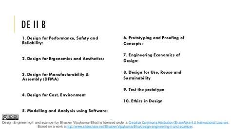 design engineer ii design engineering ii and scer