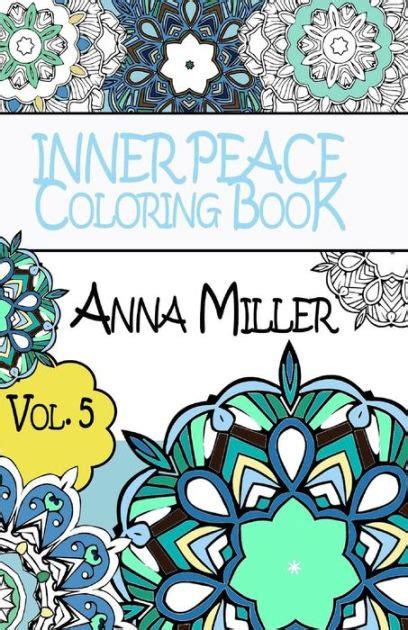 anti stress coloring book barnes and noble inner peace coloring book pocket size anti stress