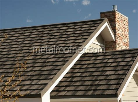 Metal Tile Roof 17 Best Ideas About Metal Roof Tiles On Metal Roof Shingles Roof Tiles And Roofing