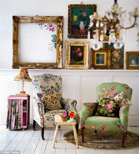 vintage home interior interiors preloved delights with vintage chic aficionado daily mail