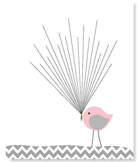 sle guest book template bird guest book fingerprints baby shower accessories