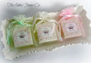 shabby chic shower favors tea favors baby by abbeyjames