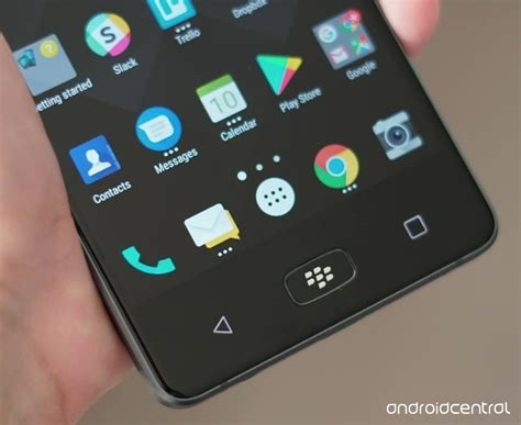 android motion blackberry motion specs android central