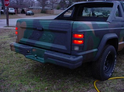 Jeep Comanche Lights Lights Mj Tech Comanche Club Forums