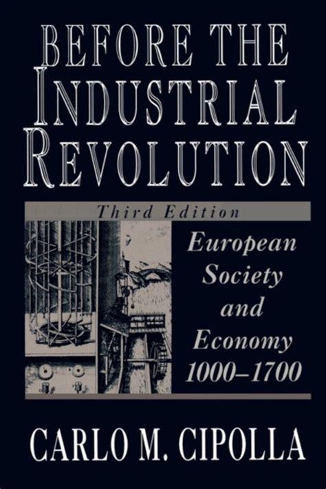 Bol Com Before The Industrial Revolution Carlo M