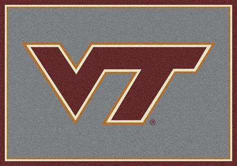 Virginia Tech Rug by Virginia Tech Hokies Area Rug Ncaa Hokies Area Rugs