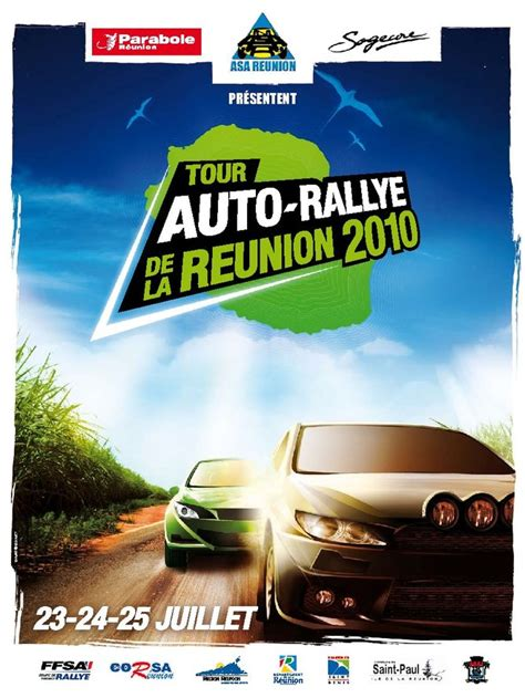 Rallye Tour Auto 974 by Tour Auto Rallye De La R 233 Union 2010 Sans Vue