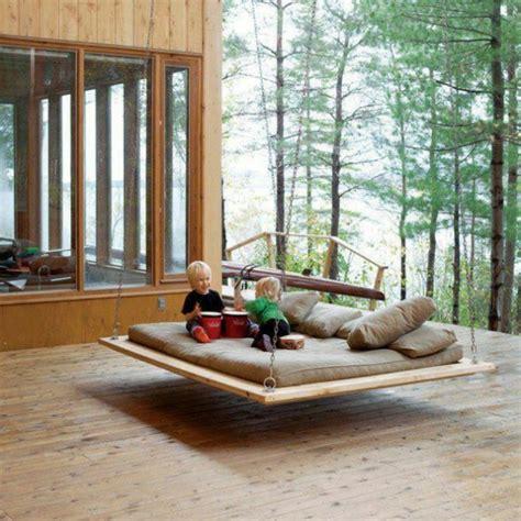 wohnzimmer schaukel diff 233 rents designs de balancelle de jardin archzine fr