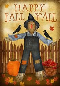 Essential Oil Amazon happy fall y all garden flag decorative scarecrow amp crow