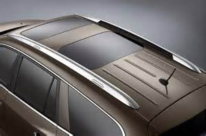 Buick Enclave Roof Rails 2009 Buick Enclave Pictures Photos Gallery Green Car Reports