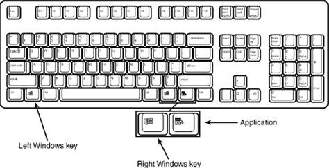 keyboard layout en español windows keys scott muellers upgrading and repairing