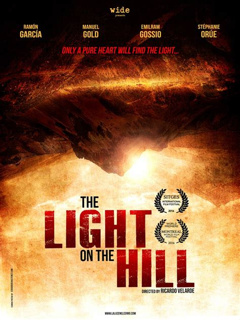Light On The Hill by Cinema Edouard Chastenet Graphic Design And Direction