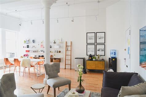 home polish man repeller s new york city office by homepolish