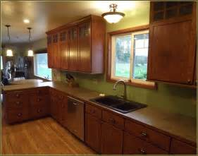 mission style kitchen cabinets photos home design ideas