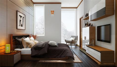 rich interior designers tuananh eke s white and wood bedroom with rich accents and