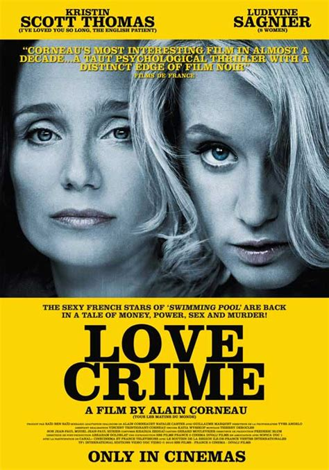 Film Love Crime | love crime movie posters from movie poster shop