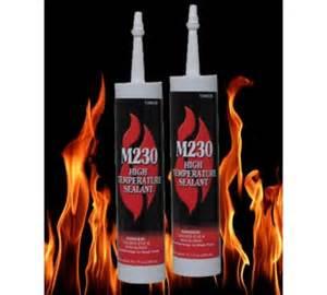 caulk for fireplace glue m230 sealant kastle fireplace