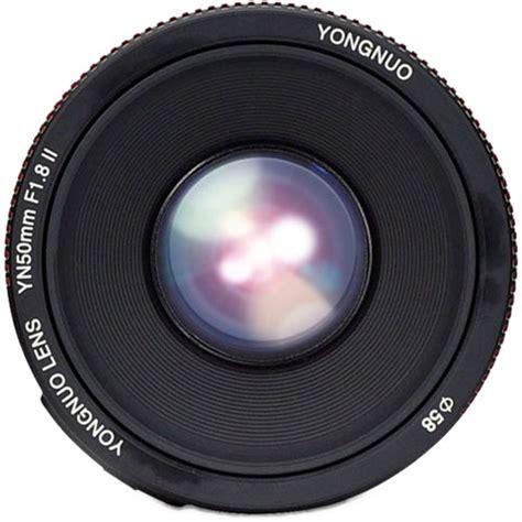 Yongnuo Yn 50mm F 1 8 For Canon yongnuo yn 50mm f 1 8 ii lens for canon ef
