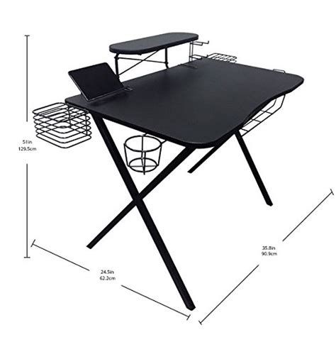 atlantic 33950212 gaming desk pro atlantic 33950212 gaming desk pro import it all