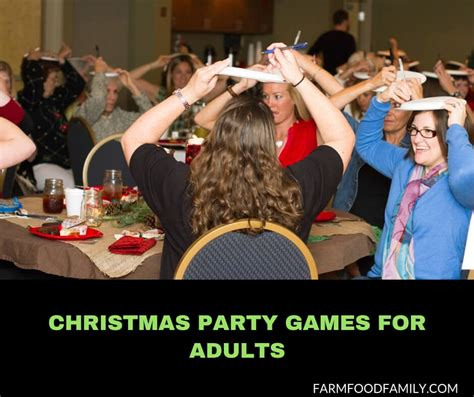 christmas party ice breakers for adults 9 best for adults 2019 farmfoodfamily