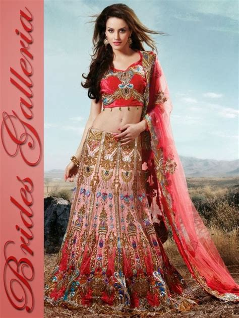 brides galleria indian lehengas collection 2014 2015