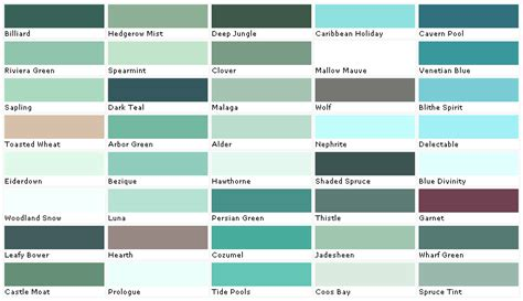 paint colors paint chart chip sle swatch palette color brown hairs