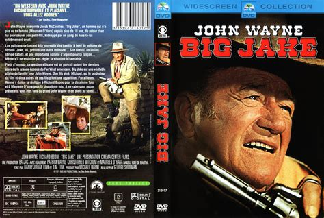 big jake jaquette dvd de big jake cin 233 ma
