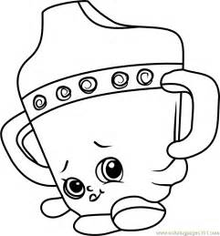 sippy sips shopkins coloring page free shopkins coloring