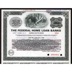 federal home loan banks consolidated bond