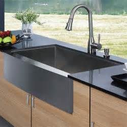 apron kitchen sinks vg15003 vigo vg15003 apron front stainless steel