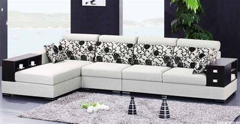 Sofa Bed Sudut l sofa home furniture modern leather sofa couches y1507