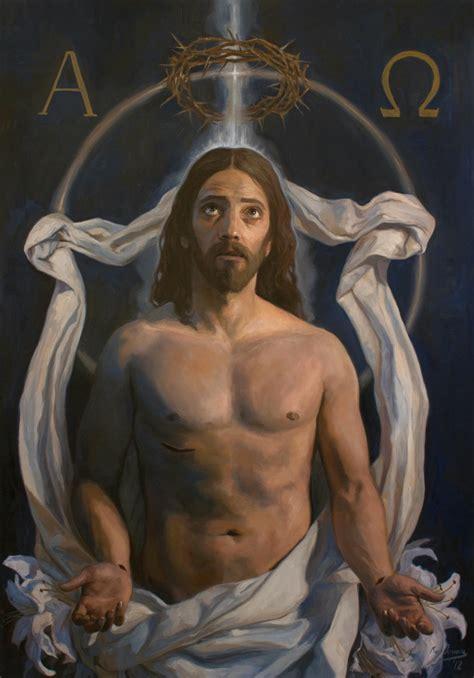 ver imagenes de jesucristo resucitado ra 218 l berzosa pinta cristo resucitado jes 250 s resucitado