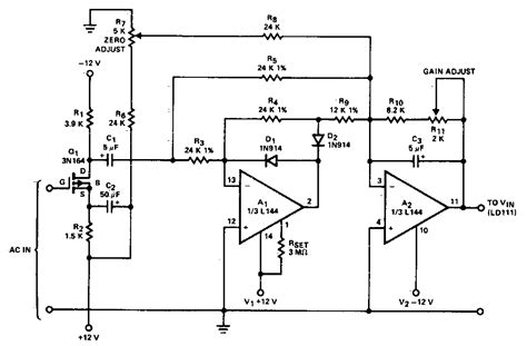 ac to dc converter schematic diagram ac to dc converter circuit diagram electronic circuit