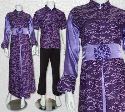 Gamis Pesta Jogja model baju batik terbaru
