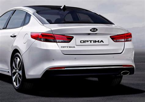 Kia Optima Lx Horsepower 2016 New Kia Optima Specs Autos World