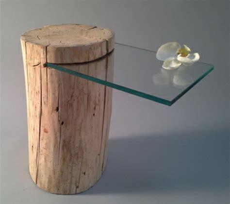 Délicieux Fabriquer Une Table De Nuit #4: Table-de-chevet-en-bois-flotte-resized.jpg