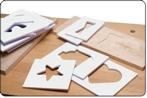 wood inlay templates inlay kits templates