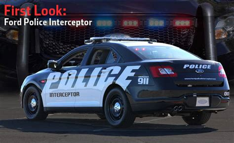 Ford Interceptor The Responsible Car by New Ford Interceptor Unveiled New Fast And