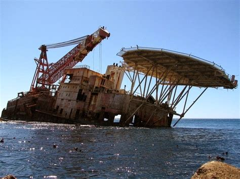 sw boat tours near lafayette la 12 famous shipwrecks that you can still visit amusing planet